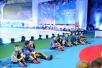 Посещение Святейшим Патриархом Кириллом Фестиваля национальных видов спорта