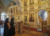 Голова Синодального відділу у справах монастирів і чернецтва очолив святкування 190-річчя заснування Зосимовой пустині