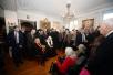 Патриарший визит в Корсунскую епархию. Посещение Русского дома в Сен-Женевьев-де-Буа