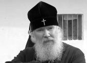 Предстоятель Русской Православной Церкви совершил поминовение Святейшего Патриарха Алексия ΙΙ