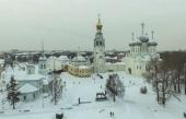 Освящен кафедральный собор Вологодской епархии