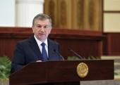 Поздравление Святейшего Патриарха Кирилла Ш.М. Мирзиёеву с избранием на пост Президента Узбекистана
