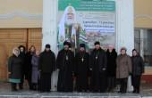Выставка «Святейший Патриарх Кирилл: служение на Смоленской земле» открылась в Рославле