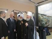 В Брянске открылась выставка-форум «Радость Слова», организованная Издательским Советом Русской Православной Церкви