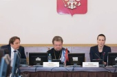 A avut loc ședința grupului de lucru pentru studierea subculturilor tinerilor pe lângă Departamentul Sinodal pentru problemele tineretului