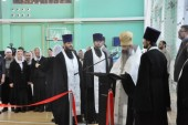 Священнослужители Ханты-Мансийской епархии приняли участие в погребении погибших в автокатастрофе юных спортсменов