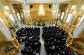 Состоялось годовое епархиальное собрание Астанайской и Алма-Атинской епархии Казахстанского митрополичьего округа