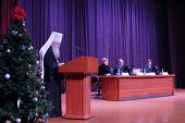 Митрополит Крутицкий Ювеналий выступил на VII Подмосковном форуме «Православие и медицина»