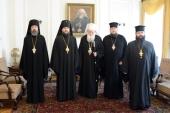 Иерарх Московского Патриархата принял участие в праздновании 135-летия со дня рождения святителя Серафима (Соболева)