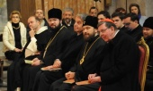 В Риме состоялся совместный концерт Московского Синодального хора и хора Сикстинской капеллы