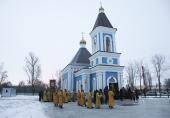 В Саратове освящен первый из двадцати новостроящихся храмов