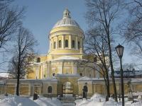 Святейший Патриарх Кирилл посетит Санкт-Петербургскую епархию