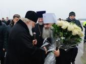 Завершился визит Святейшего Патриарха Кирилла в Санкт-Петербургскую епархию