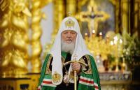 Слово Святейшего Патриарха Кирилла после Литургии в Николо-Богоявленском морском соборе Санкт-Петербурга