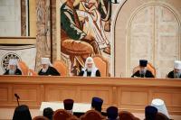 Предстоятель рассказал о строительстве храмов в Москве в 2016 году