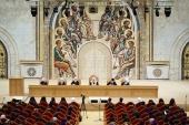 Святейший Патриарх Кирилл возглавил Епархиальное собрание города Москвы в Храме Христа Спасителя