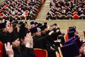 Постановления Епархиального собрания города Москвы от 22 декабря 2016 года