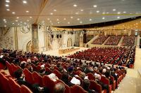 Ежегодное итоговое Епархиальное собрание города Москвы завершило свою работу