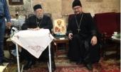 Представитель Русской Православной Церкви встретился в Сирии с митрополитом Латакийским Иоанном