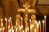 26 декабря во всех храмах Русской Православной Церкви будут совершены панихиды по погибшим в результате крушения самолета Ту-154 Минобороны России