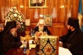 В Ташкенте состоялось заключительное в 2016 году заседание Синода Среднеазиатского митрополичьего округа