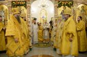 Проповедь Святейшего Патриарха Кирилла в Неделю 27-ю по Пятидесятнице