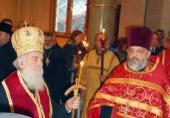 Святейший Патриарх Сербский Ириней совершил панихиду по погибшим в авиакатастрофе над Черным морем
