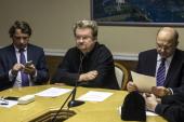 Глава Синодального отдела по делам молодежи возглавил заседание коллегии по вопросам взаимодействия со студенчеством