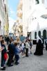 14 февраля. Благословение детей после Литургии в храме Казанской иконы Божией Матери в Гаване