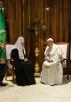 12 февраля. Встреча с Папой Римским Франциском в аэропорту Гаваны