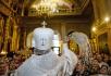 19 января. Служение в праздник Крещения Господня в Богоявленском кафедральном соборе г. Москвы