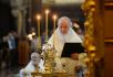 30 апреля. Служение в Великую Субботу в Храме Христа Спасителя г. Москвы