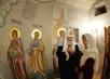 8 мая. Служение в Неделю 2-ю по Пасхе в Ново-Иерусалимском ставропигиальном монастыре