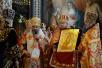24 мая. Служение в день памяти святых равноапостольных Мефодия и Кирилла в Храме Христа Спасителя в Москве