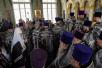 25 февраля. Служение в Великий Понедельник в Богородице-Рождественском ставропигиальном монастыре