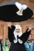 7 апреля. Служение в праздник Благовещения Пресвятой Богородицы в Благовещенском соборе Московского Кремля