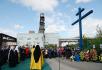 26 июня. Визит в Воркутинскую епархию. Лития по погибшим шахтерам на шахте «Северная»