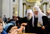 12 июля. Патриарший визит в Санкт-Петербург