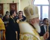25 сентября. Служение в Неделю пред Воздвижением в московском храме Всех святых, в земле Российской просиявших, в Новокосино