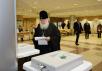 18 сентября. Участие Святейшего Патриарха Кирилла в голосовании на выборах в Государственную Думу ФС РФ