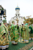 8 октября. Служение в день преставления преподобного Сергия Радонежского в Троице-Сергиевой лавре