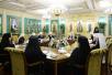 27 декабря. Заседание Священного Синода Русской Православной Церкви