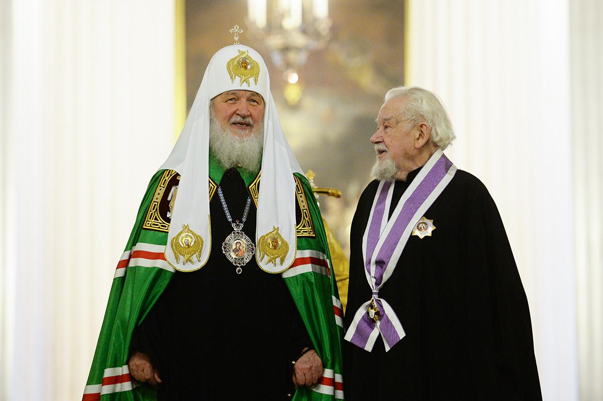 18 декабря. Визит в Санкт-Петербургскую епархию. Литургия в Александро-Невской лавре