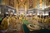 2 декабря. Служение в день памяти святителя Филарета Московского в Храме Христа Спасителя