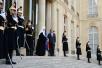 5 декабря. Патриарший визит в Корсунскую епархию. Встреча с Президентом Франции Ф. Олландом