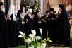 20 ноября. Торжественное богослужение в Храме Христа Спасителя в день 70-летия Святейшего Патриарха Кирилла