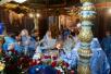 26 октября. Служение в праздник Иверской иконы Божией Матери в Новодевичьем монастыре г. Москвы
