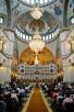 21 февраля. Литургия в соборе апостола Павла в Сан-Паулу