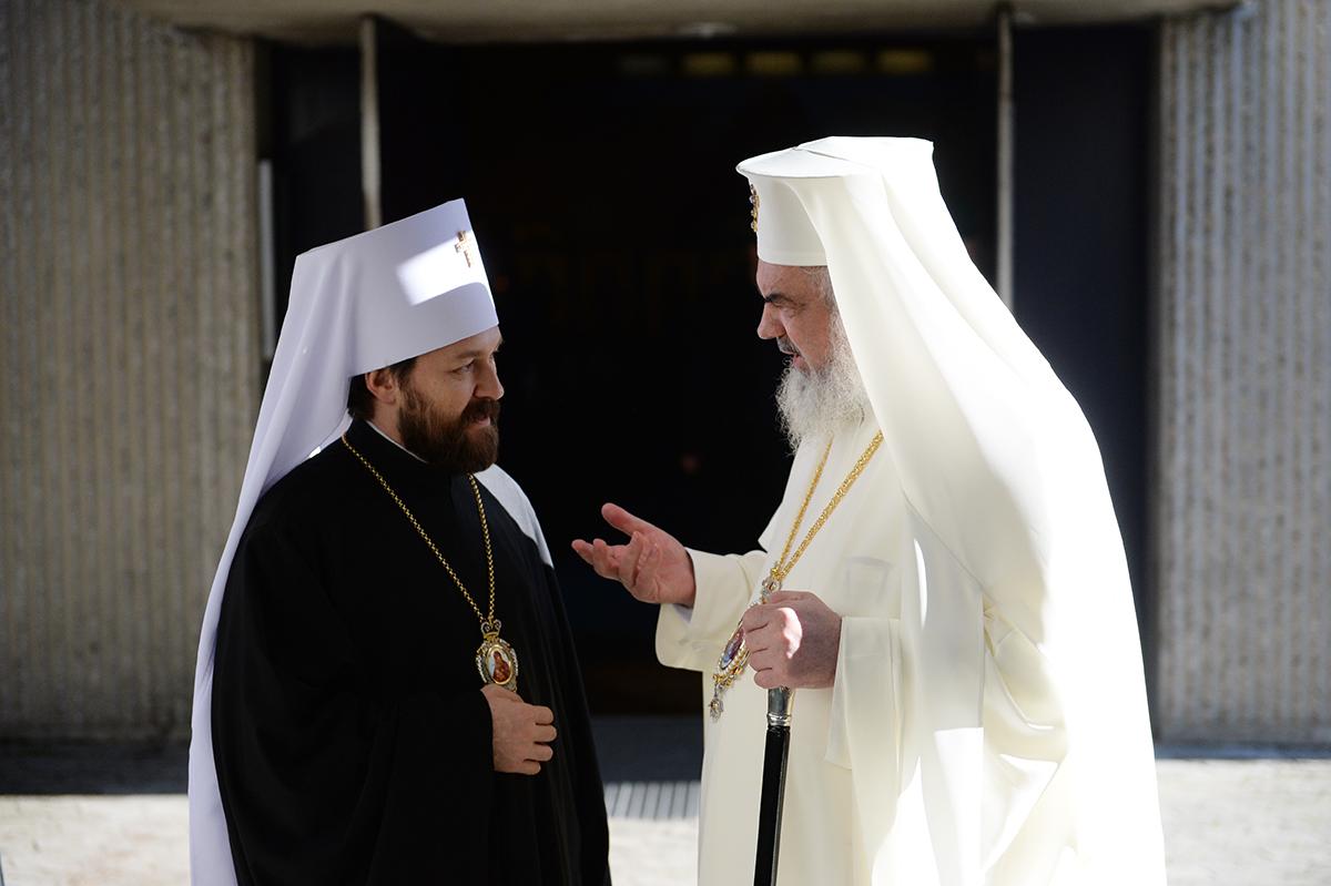 23 января. Собрание Предстоятелей и представителей Поместных Православных Церквей в Шамбези
