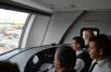 10 сентября. Посещение станции «Лужники» и поездка по Московскому центральному кольцу